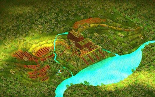 estructura megalítica Gunung Padang pirámide más antigua del planeta
